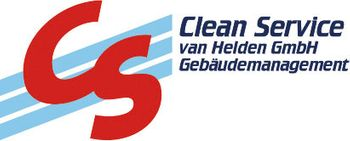 Logo - Clean Service van Helden GmbH Gebäudemanagement